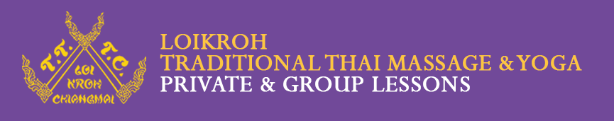 Loi Kroh Massage | Traditional Thai Massage & Yoga